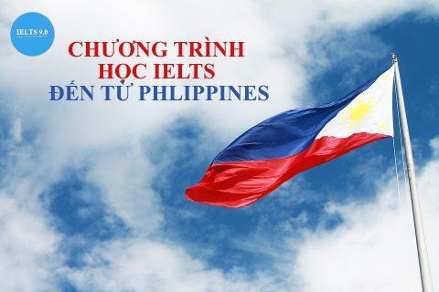 Ngày càng nhiều người lựa chọn chương trình học IELTS từ Philippines
