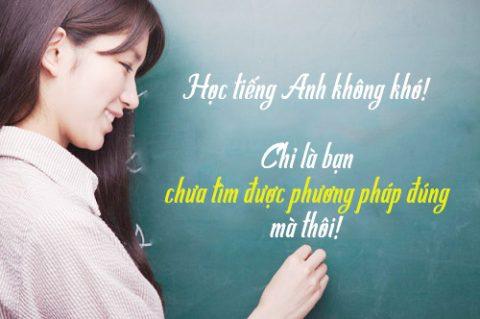 Bí quyết học tiếng Anh tại trung tâm IELTS 9.0