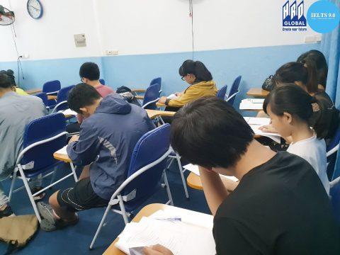 Với 1khóa học tiếng Anh G-IELTS có thể chạm mức IELTS 6.5 hoặc hơn, chỉ sau 3 tháng
