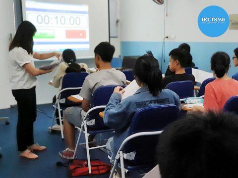 Luyện thi IELTS với giáo viên người nước ngoài KHÔNG GIỚI HẠN