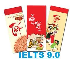 IELTS 9.0 lì xì tết Kỷ Hợi lên tới 4 triệu đồng tại tất cả các cơ sở