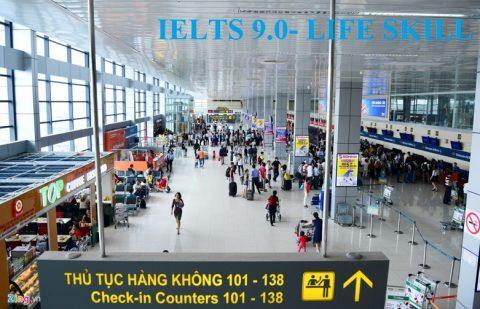KỸ NĂNG SỐNG– TRẢI NGHIỆM TẠI SÂN BAY QUỐC TẾ NỘI BÀI LIFE SKILL -FIELD TRIP TO INTERNATIONAL NOI BAI AIRPORT