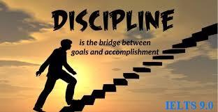 Kỷ luật nghiêm khắc bản thân – Con đường đi đến thành công