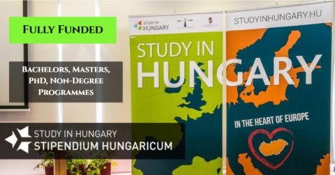 200 HỌC BỔNG TOÀN PHẦN TẠI HUNGARY CHO MỌI BẬC HỌC