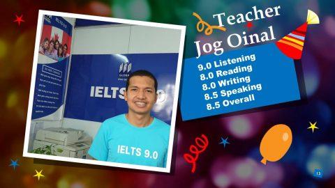 Hình ảnh giáo viên và học viên tiêu biểu tại IELTS 9.0